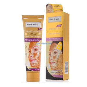 Private Label Gold Extract Mask Manufacturer