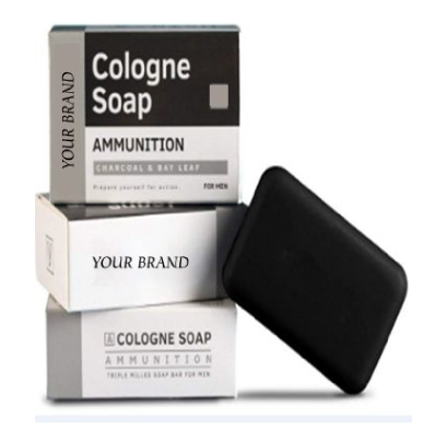 Private Label Charcoal Soap Manufacturer
