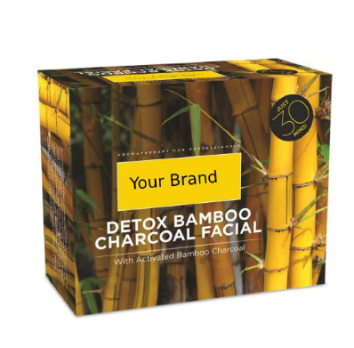 Private Label Bamboo Charcoal Facial Kits Manufacturer