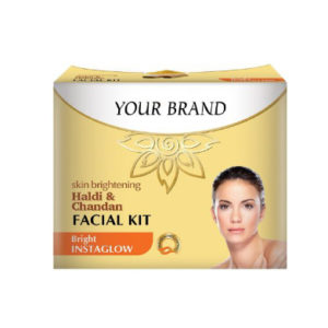 Private Label Gold Facial Kits Manufacturer