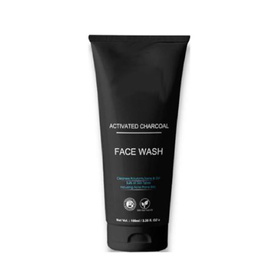 Private Label Activated Charcoal Face Wash Manufacturer